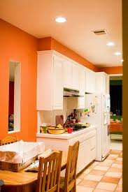 20 best colors in home orange images on pinterest wall colors