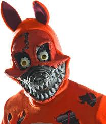 foxy costume nights at freddy s nightmare foxy costume mask