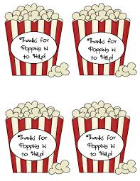 Halloween Popcorn Gifts by Quick And Easy Thank You Gifts For Classroom Volunteers Scholastic
