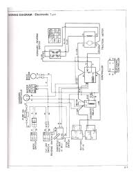 100 1998 ezgo manual golf cart wiring diagram also ez go carlplant