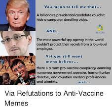 Anti Vaccine Meme - funny anti vaccine memes memes pics 2018