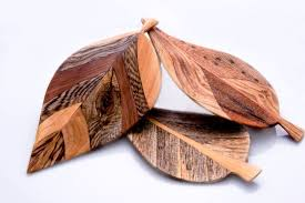 leaves made of historic wood abc news australian broadcasting