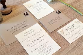 simple rustic wedding invitations vertabox com