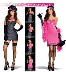 quick change flapper to gangster costume mr costumes