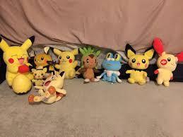 pokemon 20th anniversary small plush victini toys pkmncollectors