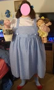 Dorothy Toto Halloween Costume Free Women U0027s Costume Dorothy Wizard Oz Size 5xl 6xl Toto