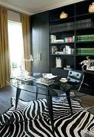 Zebra Desk Accessories Zebra Print Office Supplies Animal Print Desk Accessories Fashion