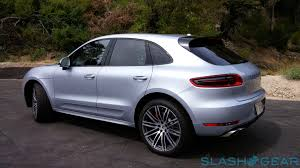 2015 porsche macan s white first drive 2015 porsche macan s and macan turbo slashgear
