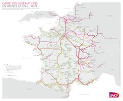 Metro North Train Map by French Sncf Intercity Train Map Maps U0026 Data Pinterest France
