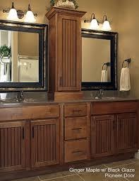 Custom Bathroom Vanity Cabinets by Custom Bathroom Vanities Pease Warehouse