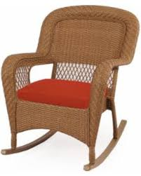 Patio Rocking Chair Shopping S Deal On Martha Stewart Living