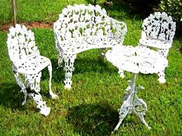 White Metal Patio Chairs Staggering Wrought Iron Outdoor Patio Ideas Ideas Door Furniture