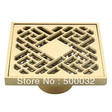 34 decorative shower drain covers waste drain 55 inch artistic