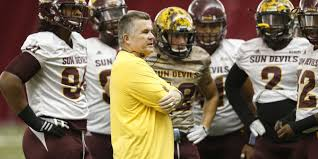 asu football saturday practice report sun devils crank up the noise