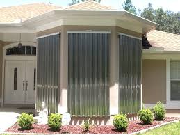 Hurricane Awnings Hurricane Shutters Photo Gallery Specialized Aluminum Products
