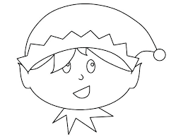 printable elf girl christmas elf coloring pages free printable elf coloring pages elves