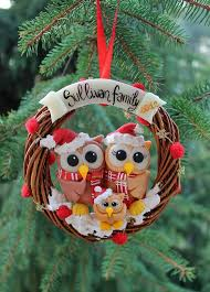 Personalized Christmas Ornaments Baby Best 25 Personalized Family Christmas Ornaments Ideas On