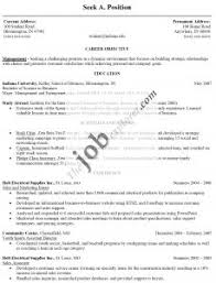 Sample Resume Format For Job Application by Examples Of Resumes Best Photos Free Job Printable Employment