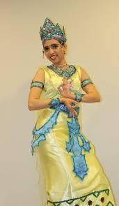 ma ni sanda bagan dress myanmar traditional dress women bagan