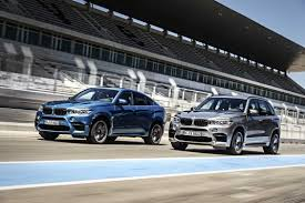 media alert bmw x5 m and bmw x6 m will make their world premieres