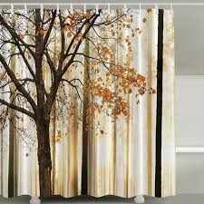 Brown And Gold Shower Curtains Fancy Brown And Gold Shower Curtains And Best 25 Brown Shower