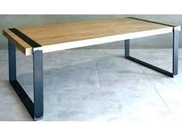 metal bureau pied metal pour bureau pieds pour table pied metallique pour bureau