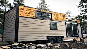 elegant luxury modern tiny home on wheels small home design