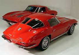 what year was the split window corvette made the best 11 years of america s corvette
