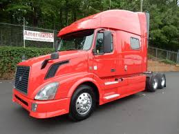 truck volvo 2013 used 2013 volvo vnl730 sleeper for sale in nc 1292