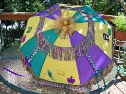 mardi gras trinkets 16 best mardi gras parasols images on second line