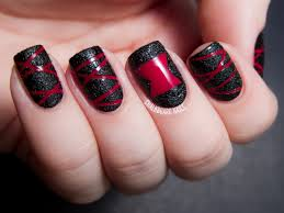 striping tape nail art designs simple nail design ideas 75536