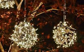 christmas light balls for trees outdoor christmas light balls for trees hanging christmas light