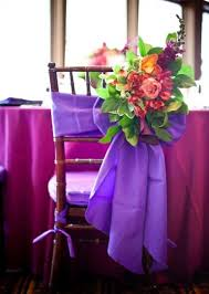 Purple Chair Sashes 45 Best Chair Sash Ideas Images On Pinterest Wedding Chairs