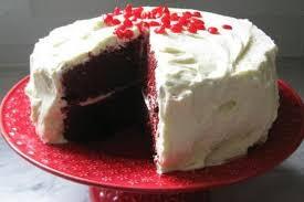 red red velvet cake recipe on food52