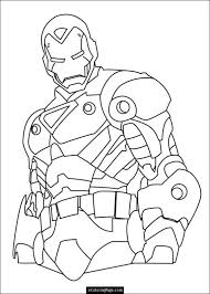 kid marvel printable coloring pages 45 free