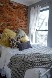 Nyc Bedroom Furniture How To Decorate Your Teeny Tiny Nyc Bedroom Fossypants
