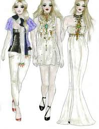 bbc blast fashion a selection of sketches