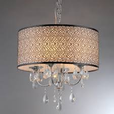 home depot chandelier warehouse of tiffany lush 3 light chrome chandelier with shade