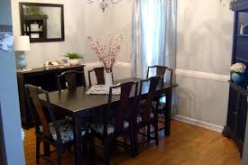 dining room amazing dining room decoration with purple lavender