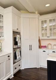 Large Kitchen Cabinets Pantries Are Indispensable Storage Spaces Cornerpantry Storage