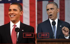 State Of The Union Meme - obama has aged since his first state of the union address imgur