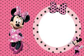 black and pink baby shower color theme minnie 2 disney 34779904
