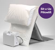 sit up in bed pillow sit u up pillow lift bed pillow lifter for the home mangar health
