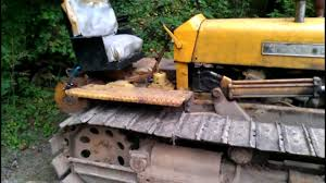 1959 john deere 440 ic so i bought a crawler youtube