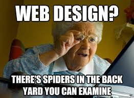 Website Meme - 30 funniest web design memes