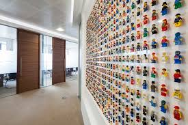 wall decor cover cool office wall mounted lego