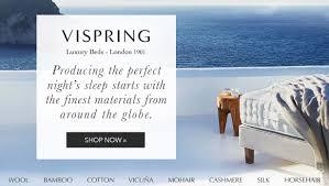 vispring mattresses