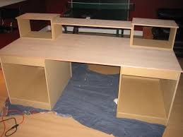 Diy Mdf Desk Mdf Desk Plans Plans Diy Free Plans For Handmade Jewelry