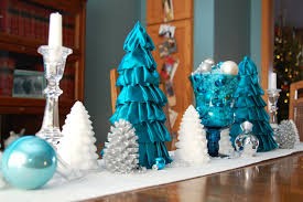 best collections of blue and white christmas ornaments all can