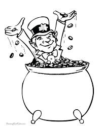 st pattys day coloring pages u2013 omnitutor co
